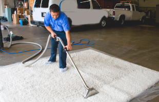 Truck Mounted Carpet Cleaning